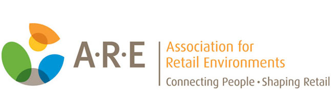 A.R.E. Association for Retail Environments logo