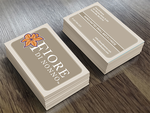 Fiore di Nonno business cards