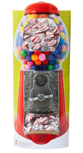 Candy Dispenser Desktop Lama Display for product promotion
