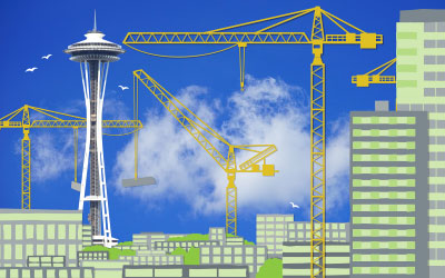Why does Seattle feel like one big construction site?